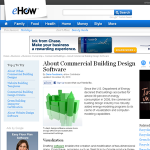 commercial bldg design software
